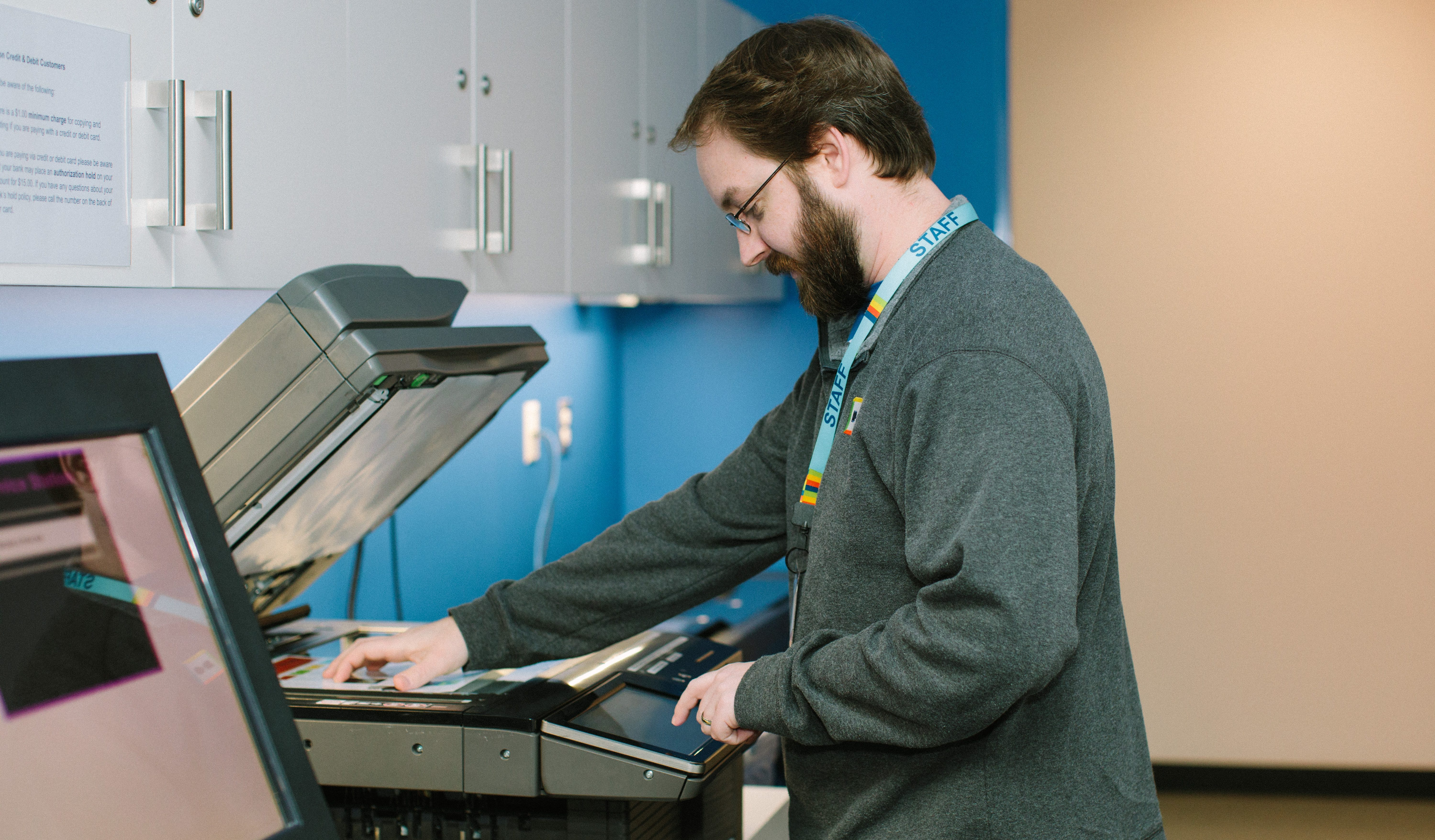 Printing and Scanning - Do Space