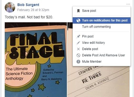 Do Space Tuesday Tech Tip: Facebook notifications - Do Space