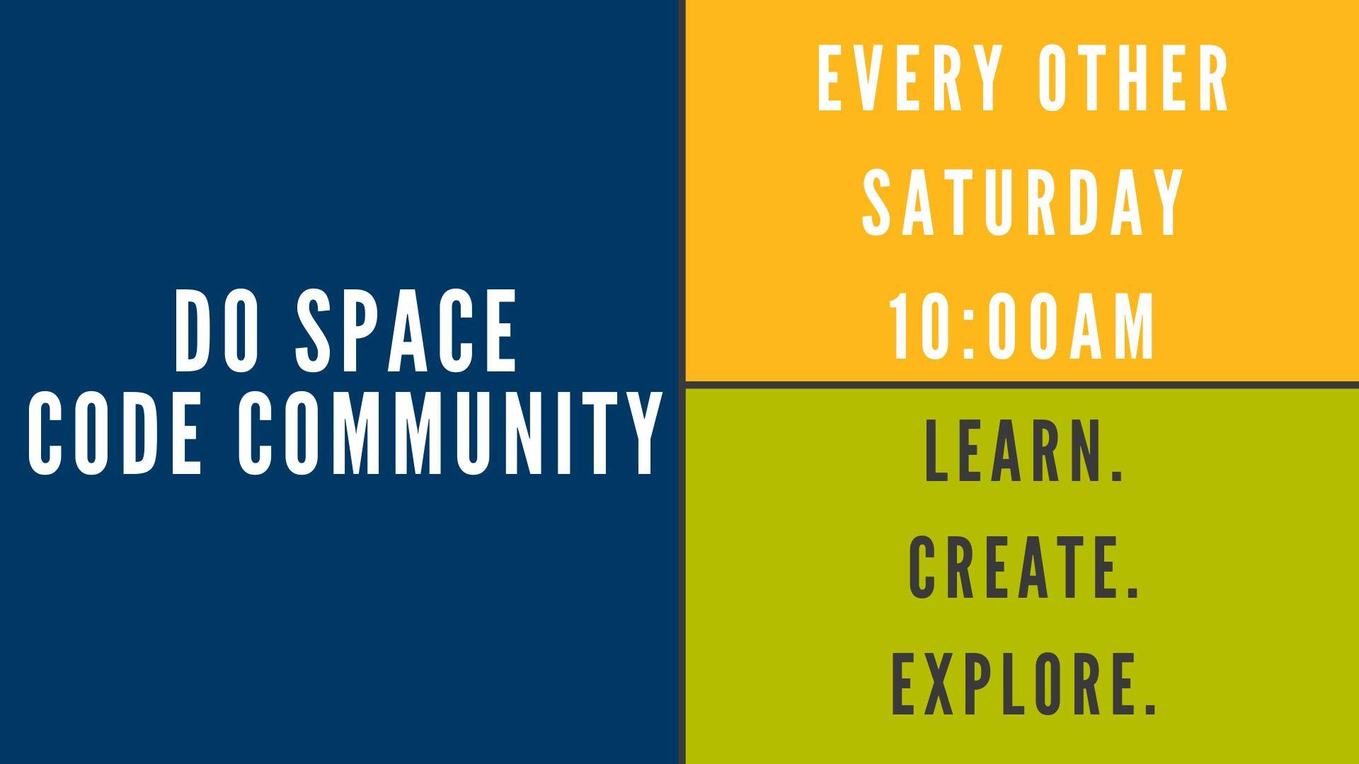 Do Space Code Community
