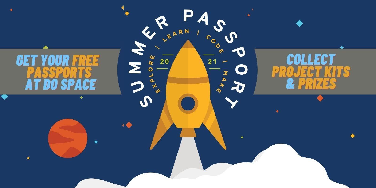 2021 Summer Passport